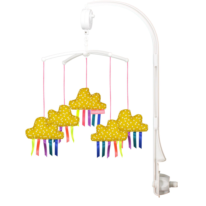 Музикална играчка за детско кречатче